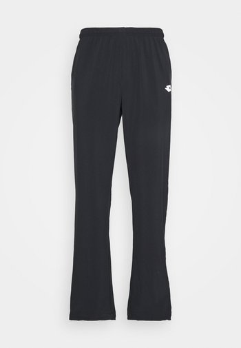 TENNIS TECH PANTS  - Verryttelyhousut - all black