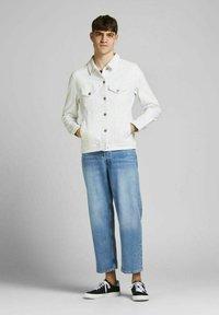 Jack & Jones - Denim jacket - white - 1