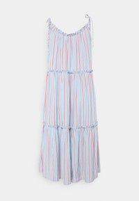 Freequent - FQTEA - Day dress - blue - 1