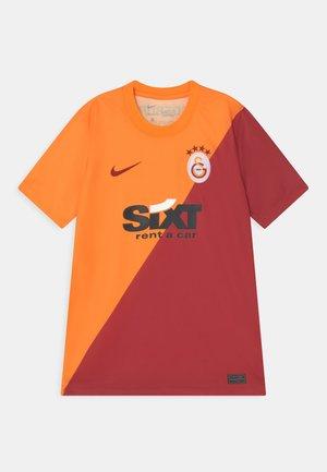 GALATASARAY ISTANBUL H UNISEX - Vereinsmannschaften - vivid orange/pepper red