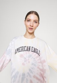 American Eagle - BRANDED CREW - Sweatshirt - multi - 3