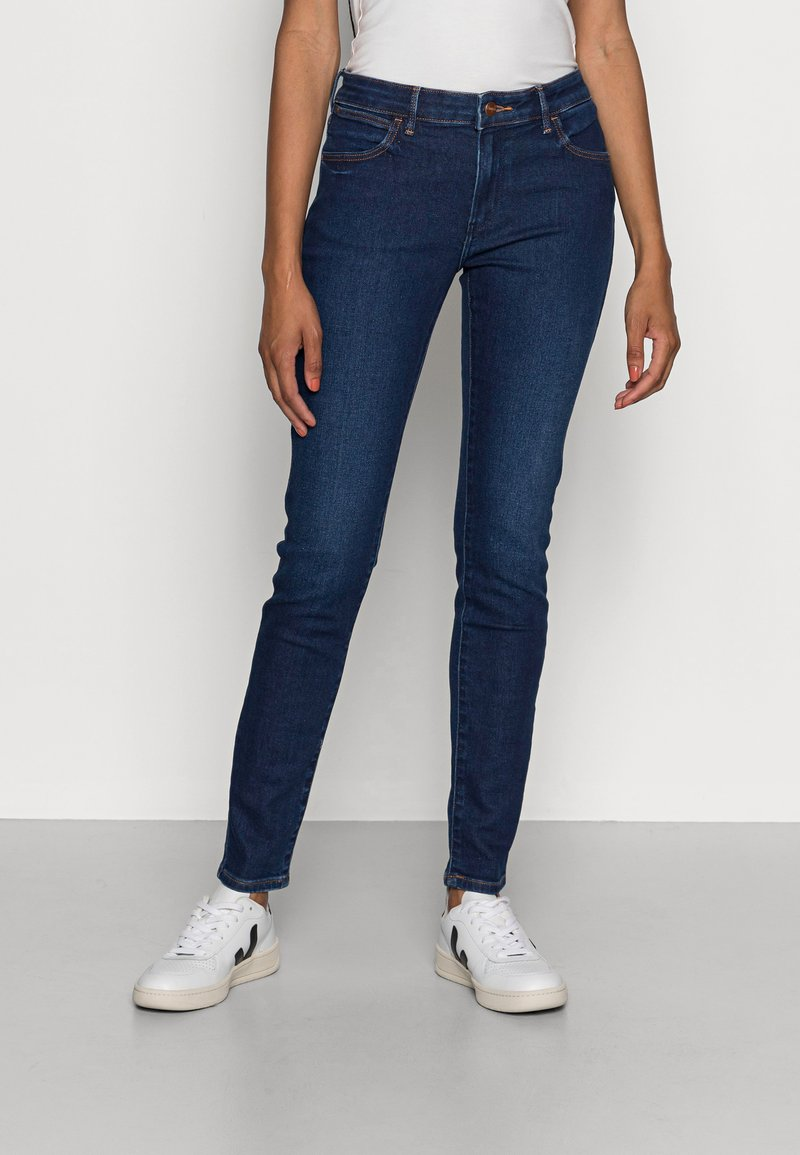 Wrangler - Jeans Skinny Fit - dream blue