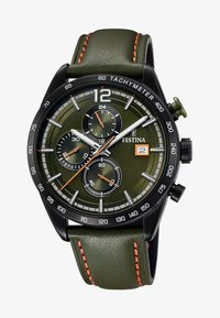 Festina - Chronograph watch - green - 0