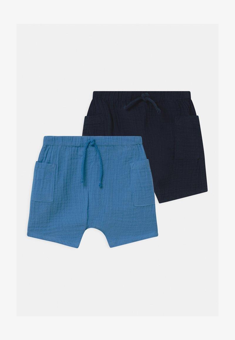 Cotton On - JORDAN 2 PACK  - Shorts - navy blazer/blue bird