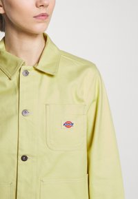 Dickies - TOCCOA - Denim jacket - mellow green - 4