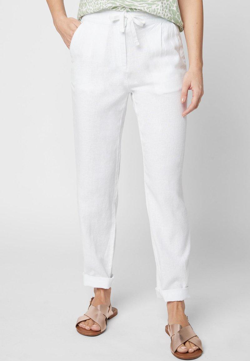 Next - Trousers - white