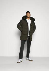 Kings Will Dream - HUNTON PUFFER  - Winter coat - khaki - 1