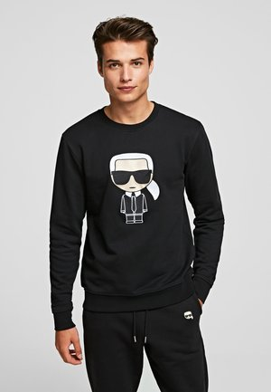 KARL IKONIK  - Sweatshirt - black