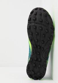 Inov-8 - X-TALON 255 - Trail running shoes - blue/green - 4