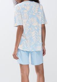 mey - Pyjama set - dream blue - 1