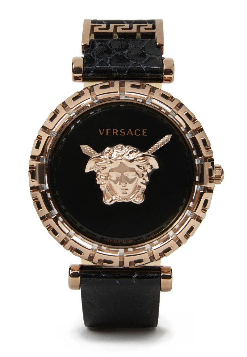 Versace Watches - PALAZZO EMPIRE GRECA - Reloj - black