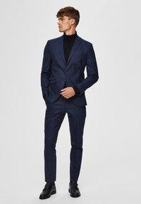 Selected Homme - BLAZER SLIM FIT - Blazere - dark blue - 1
