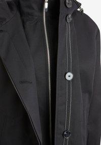 Next - Waterproof jacket - black - 3