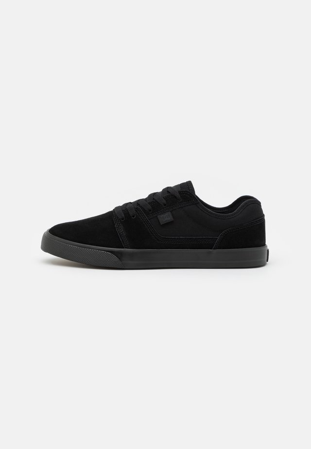 TONIK UNISEX - Matalavartiset tennarit - black