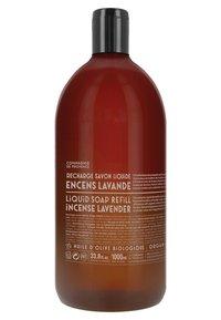 Compagnie de Provence - LIQUID MARSEILLE SOAP REFILL - Liquid soap - incense lavender - 0