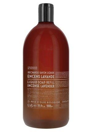 LIQUID MARSEILLE SOAP REFILL - Flüssigseife - incense lavender