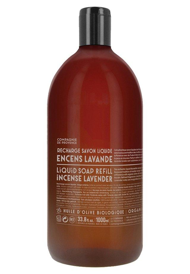 LIQUID MARSEILLE SOAP REFILL - Sapone liquido - incense lavender