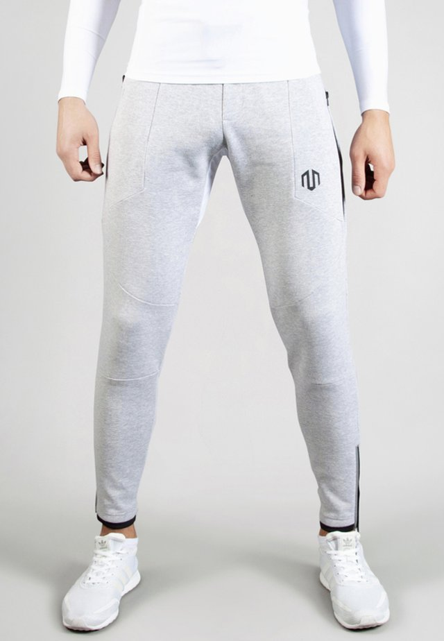 NEOTECH - Tracksuit bottoms - light grey
