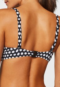 Esprit - Bikini top - black - 4