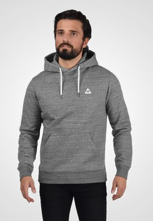HENNER - Hoodie - pewter mix