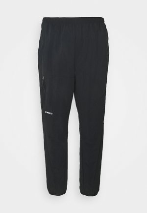 PANT - Teplákové kalhoty - black/silver