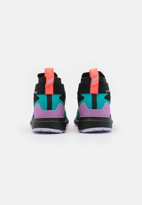 adidas Performance - TERREX FREE HIKER GORE-TEX - Hiking shoes - core black/purple tint/signal pink - 2