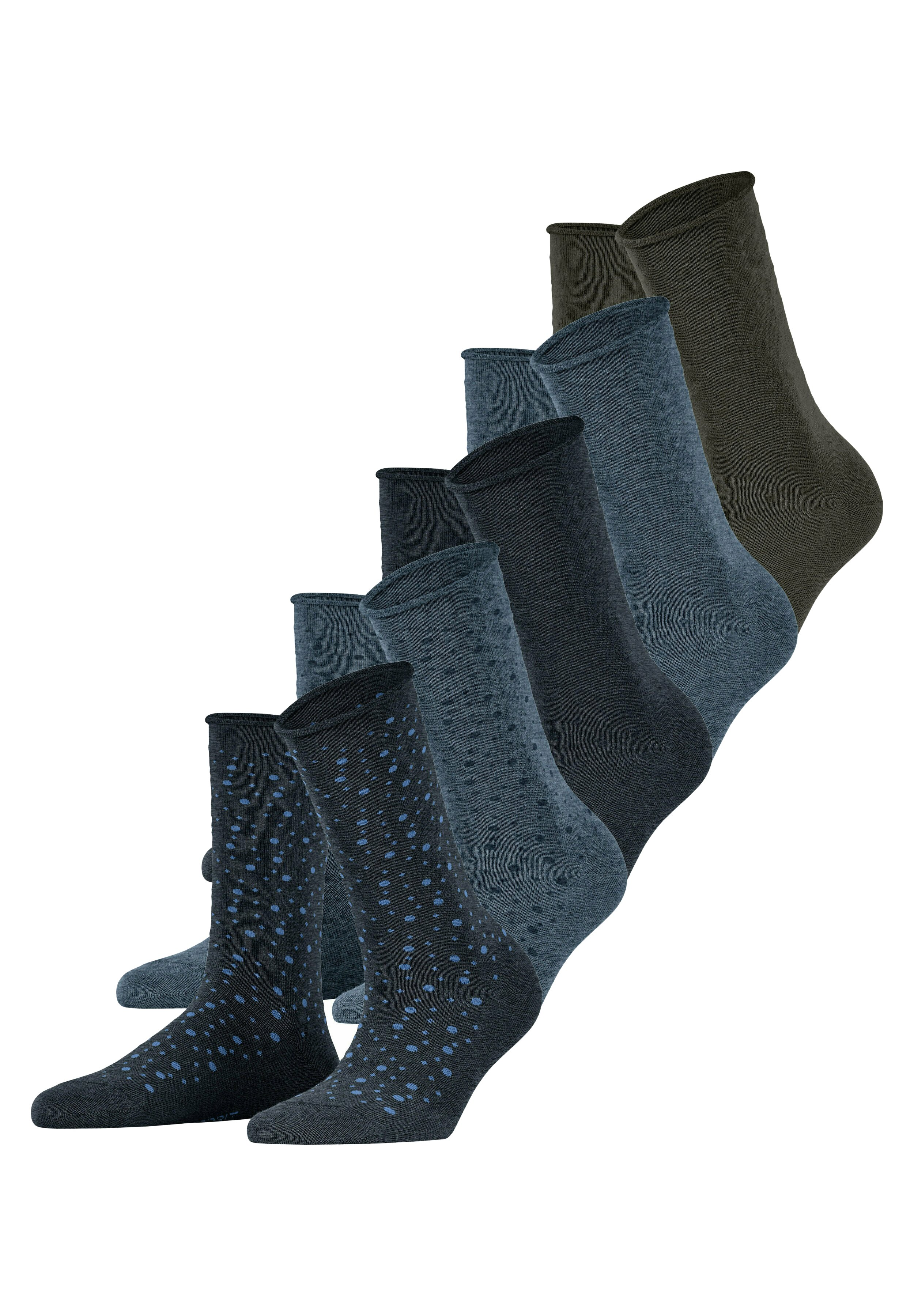 Femme 5PACK - Chaussettes