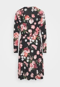 Anna Field - Day dress - black/pink - 7