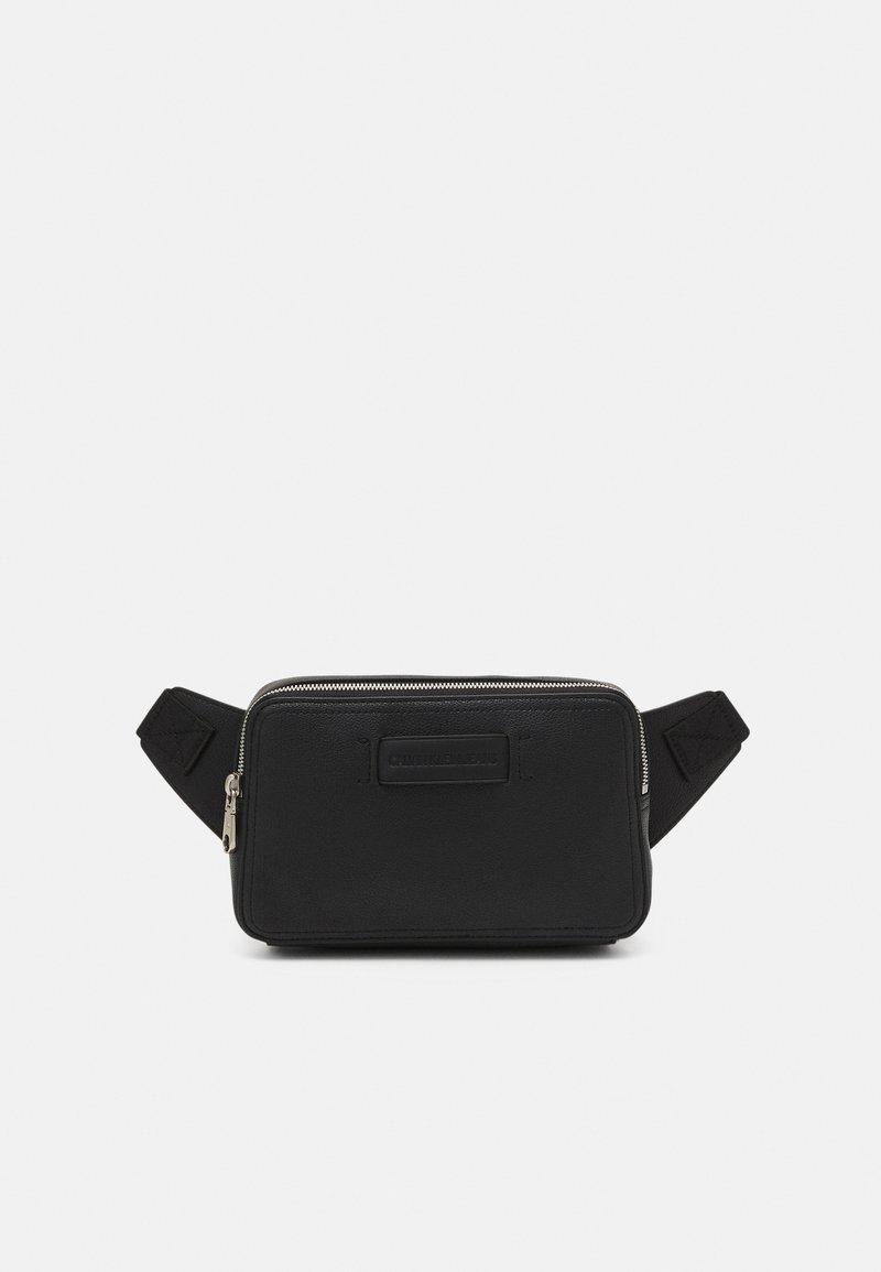 Calvin Klein Jeans - WAISTBAG UNISEX - Bum bag - black