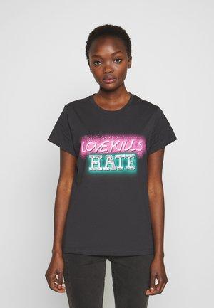 ANGOSTURA - Print T-shirt - black