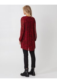 Indiska - Tunic - red - 2
