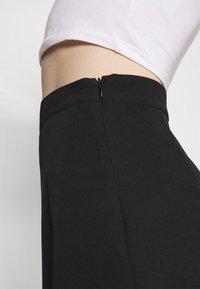 Trendyol - Mini skirt - black - 5