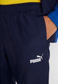 Puma - RETRO TRACKSUIT - Träningsset - galaxy blue - 7