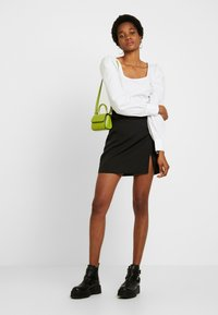 Fashion Union - SMITH - A-Linien-Rock - black - 1