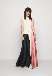 Roksanda - ROWAN DRESS - Iltapuku - porcelain/rose/midnight - 1