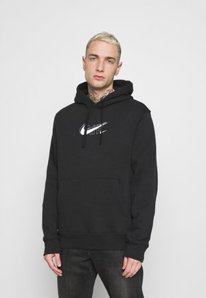 HOODIE AIR  - Bluza z kapturem - black/reflective