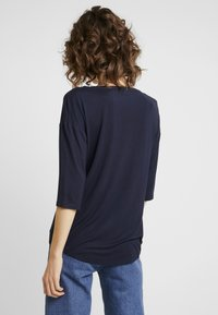 Esprit - T-shirt basique - navy - 2