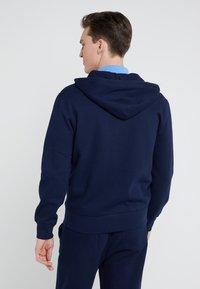 Polo Ralph Lauren - HOOD - Zip-up hoodie - cruise navy - 2
