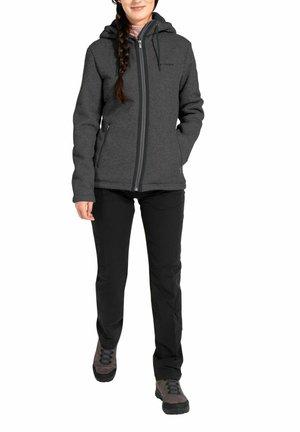 Fleece jacket - iron