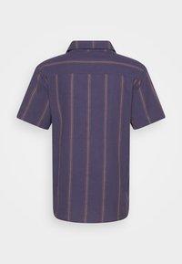 Cotton On - TEXTURED SHORT SLEEVE - Shirt - purple - 7