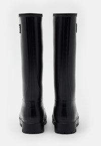 TWINSET - RAIN BOOT  - Wellies - nero - 3