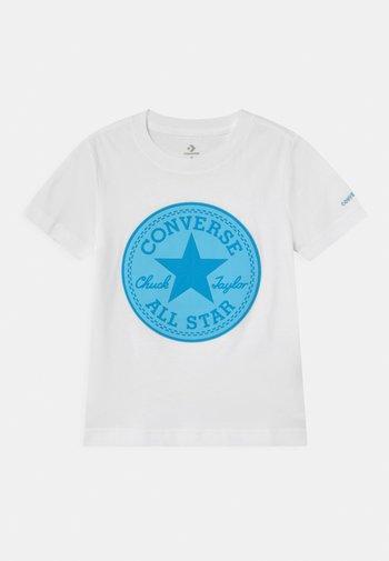 CHUCK PATCH GRAPHIC - T-shirt imprimé - white