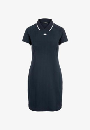 GOLF DRESS - Sports dress - navy
