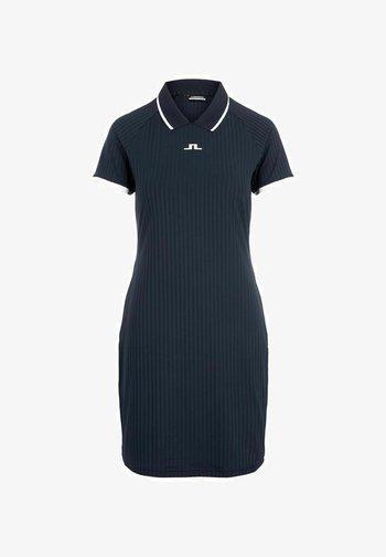 GOLF DRESS - Sports dress - navy