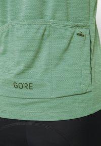 Gore Wear - DAMEN TRIKOT - T-Shirt print - nordic blue - 4