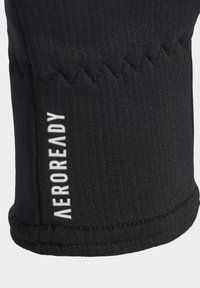 adidas Performance - AEROREADY GLOVES - Fingervantar - black - 2