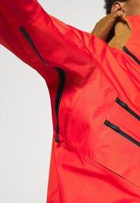 The North Face - BRIGANDINE FUTURELIGHT JACKET EVE - Ski jacket - flare/timbertan - 5