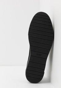 HUGO - Sneakers basse - black - 4