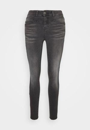 NMLUCY  - Jeans Skinny Fit - medium grey denim