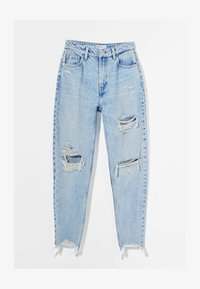 Bershka - Relaxed fit jeans - blue - 5
